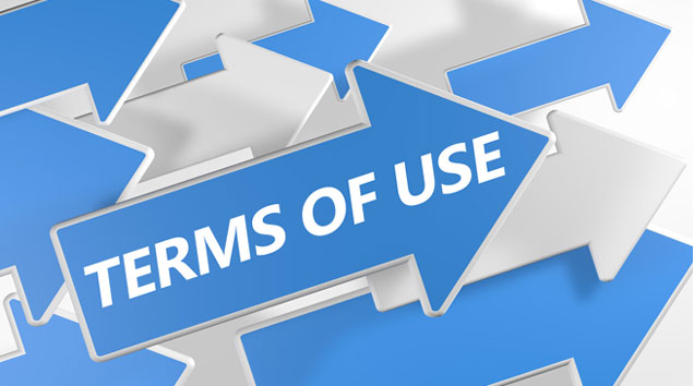 Terms Of Use >> Terms Of Use
